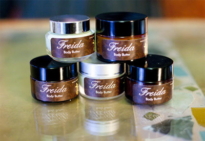 Freida All Natural Products from Zoe Anti-Aging Skin Spa